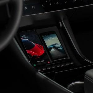 Tesla Wireless Charger by Jeda