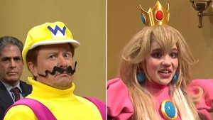 Watch Elon play Wario in a Nintendo-themed SNL skit and more highlights