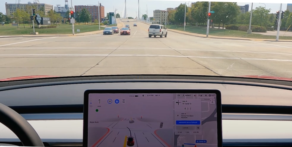 Tesla set to release FSD Beta to drivers with a perfect Safety Score