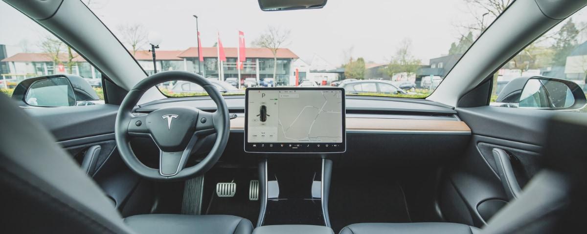 Tesla's Premium Connectivity