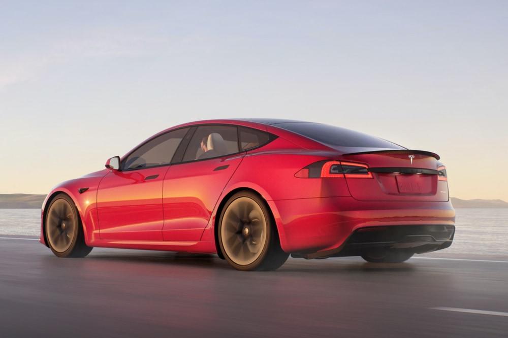 Model S Plaid