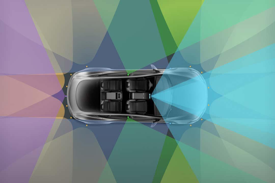 Tesla removes radar from latest US models