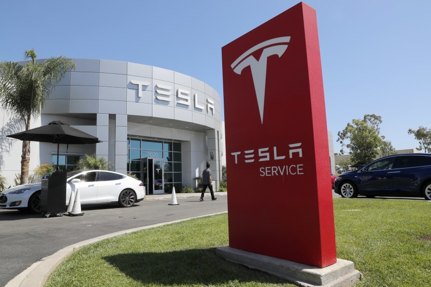 Tesla is expanding its service centers