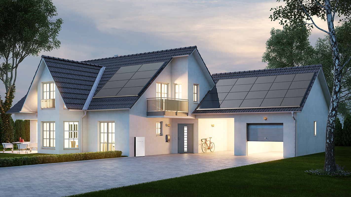 Tesla community homes by Alset EHome
