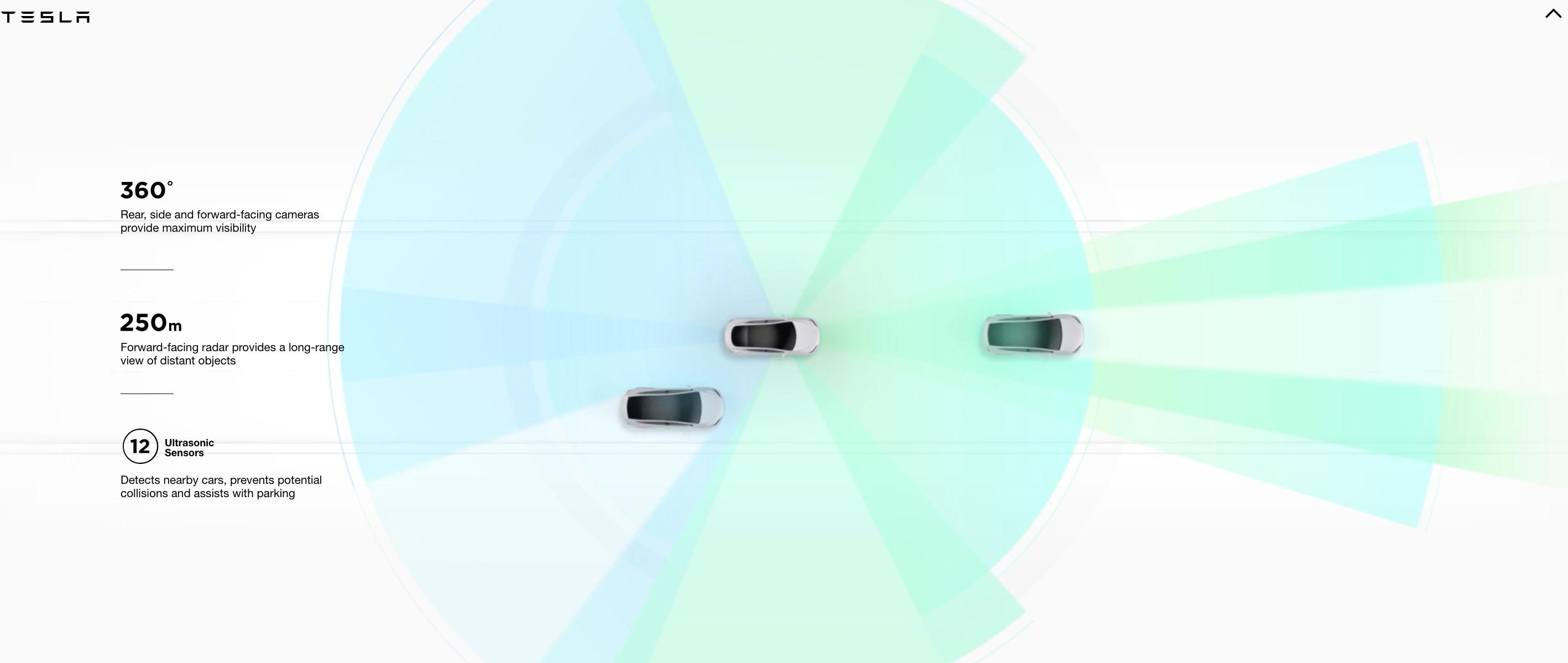Tesla Vision AI