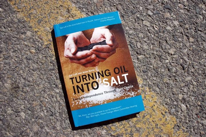 Turning Oil into Salt Book
